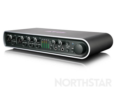 Avid Mbox Pro Interface Image