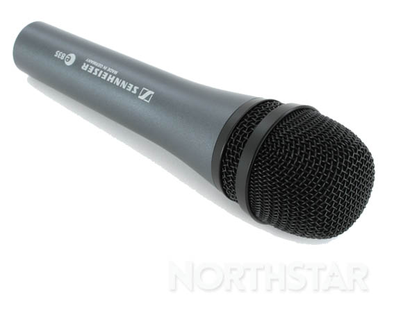 Sure PG58 Microphone Image