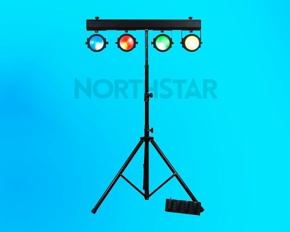 ADJ Dotz TPAR Lighting System Image